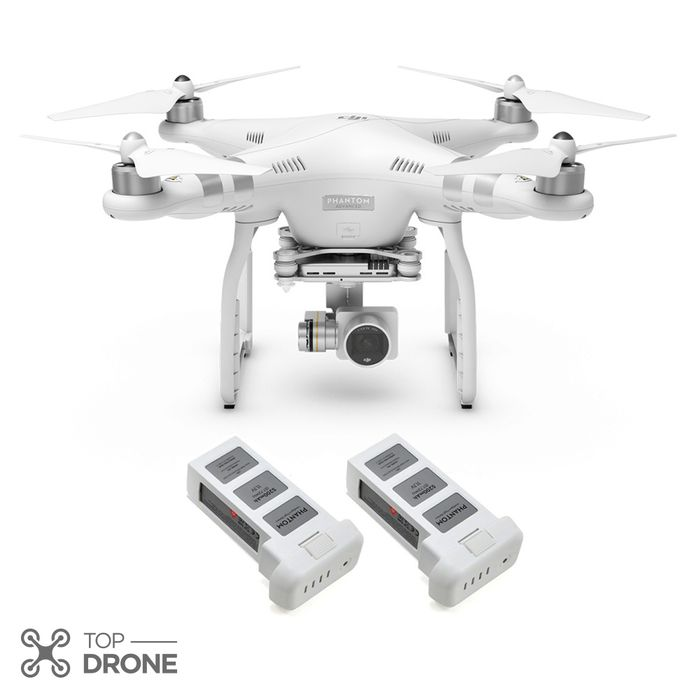 Phantom 3 Advanced Baterias