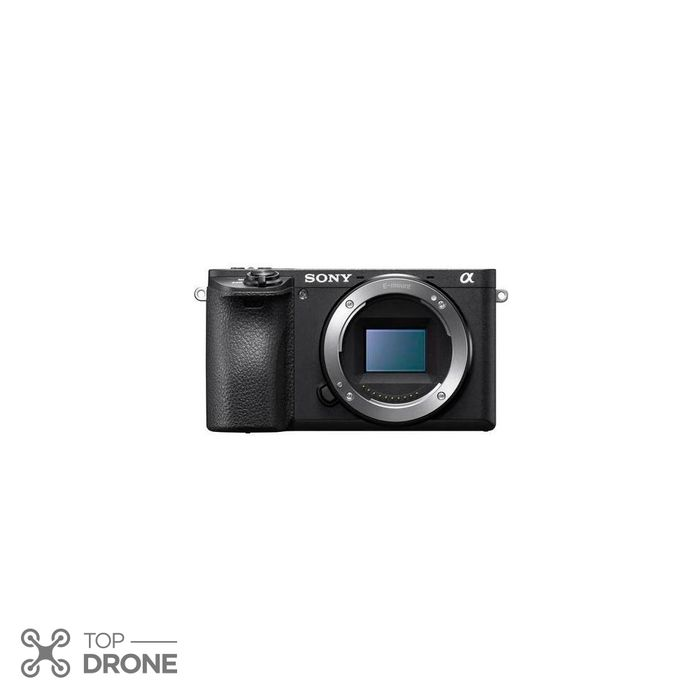 Camera-Sony-a6500-frontal