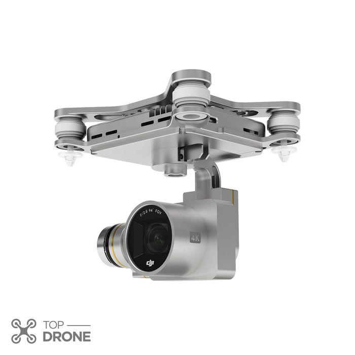 Phantom 3 Professional Câmera