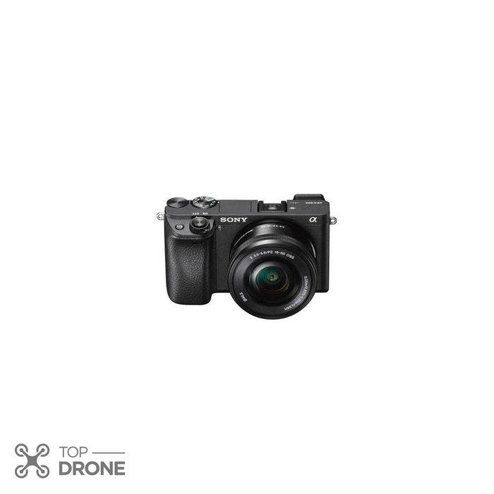 Camera-Sony-A6300L-Frontal