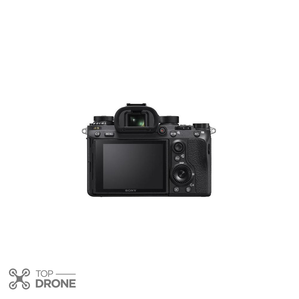 Câmera Sony a9 com sensor CMOS...