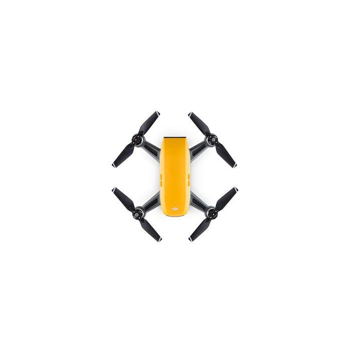 Dji-Spark-Cima-Amarelo