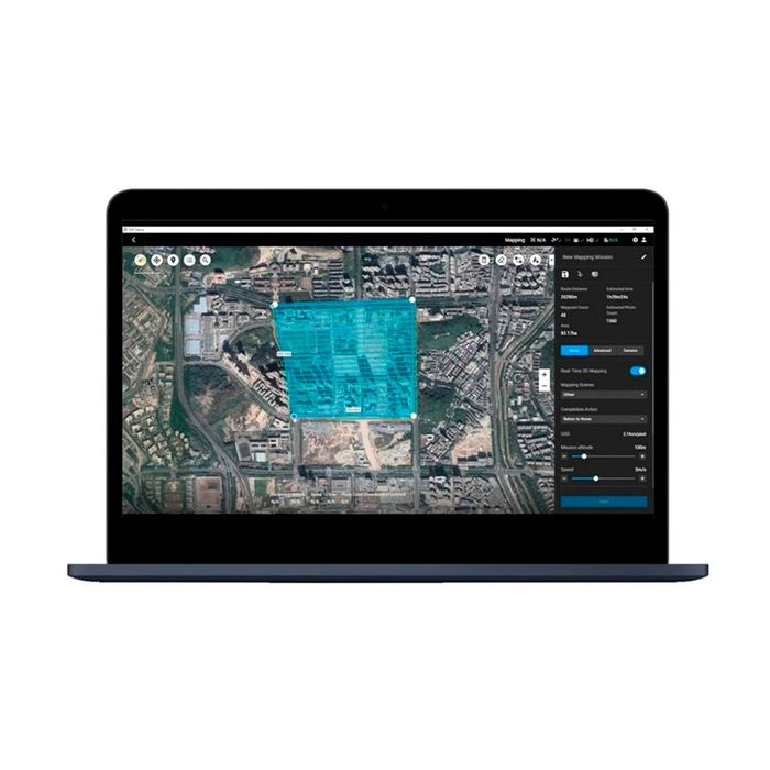 dji_terra_software_interface