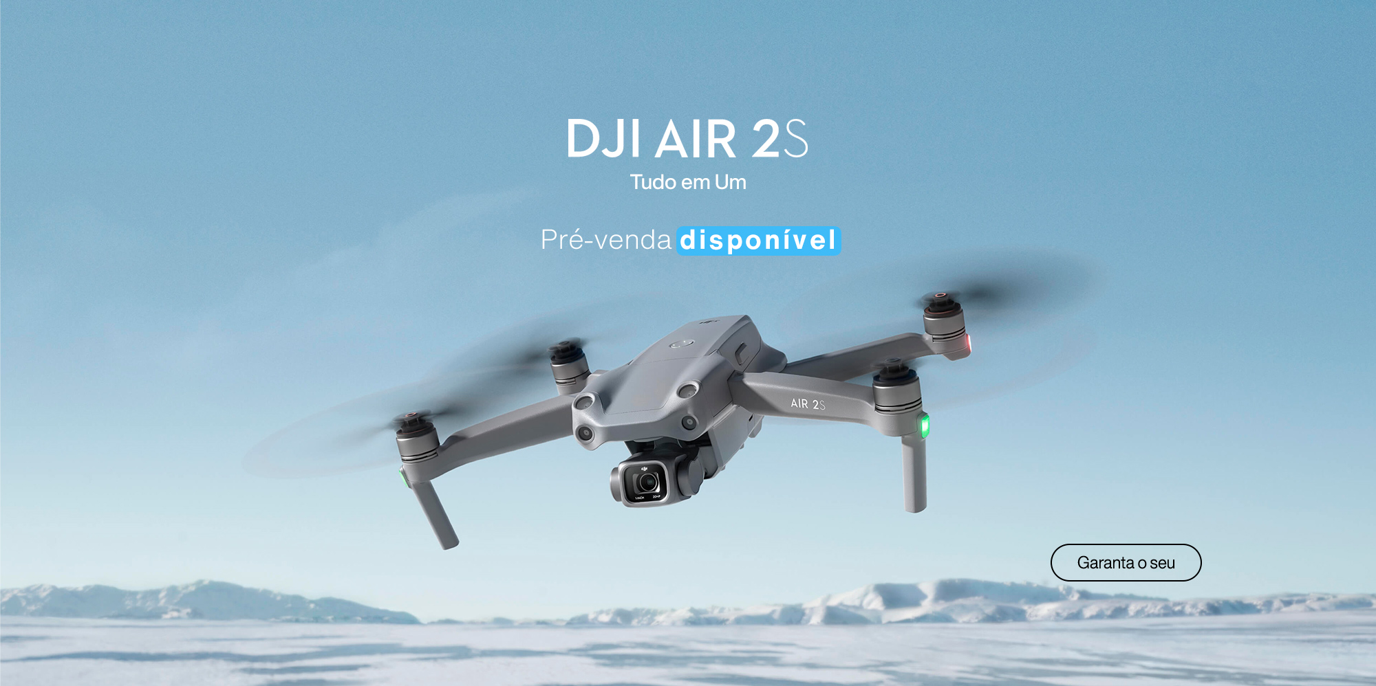 Mavic Air 2s