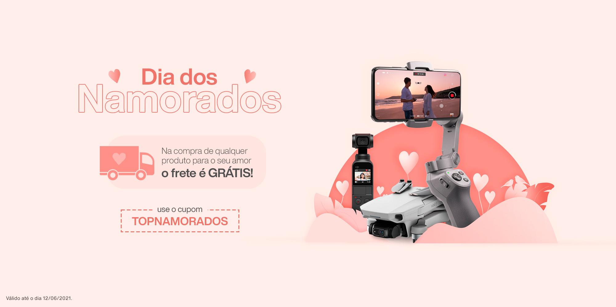 Campanha - Dia dos Namorados